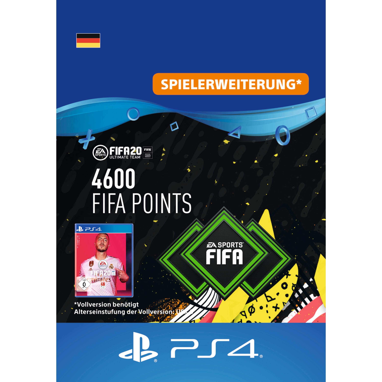 4600 FIFA 20 Points-Set (PS4) DE