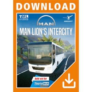 Tourist Bus Simulator Add-on - MAN Lion's Intercity