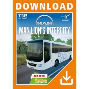 Fernbus Coach Simulator Add-on - MAN Lion's Intercity