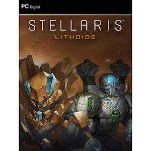 Stellaris - Lithoids Species Pack (DLC)