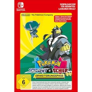 Pokémon Schwert oder Pokémon Schild: Erweiterungspass