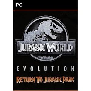 Jurassic World Evolution: Return to Jurassic Park (DLC)