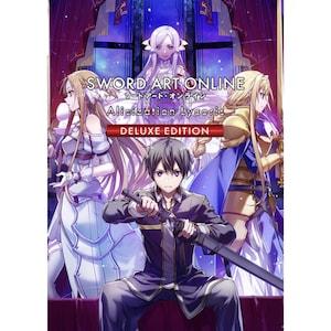 SWORD ART ONLINE Alicization Lycoris Deluxe Edition