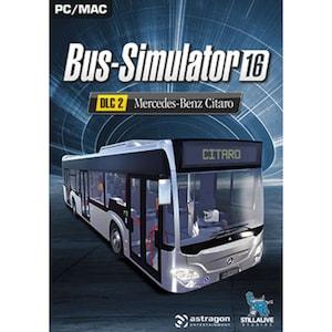 Bus Simulator 16 Mercedes-Benz-Citaro (DLC2)