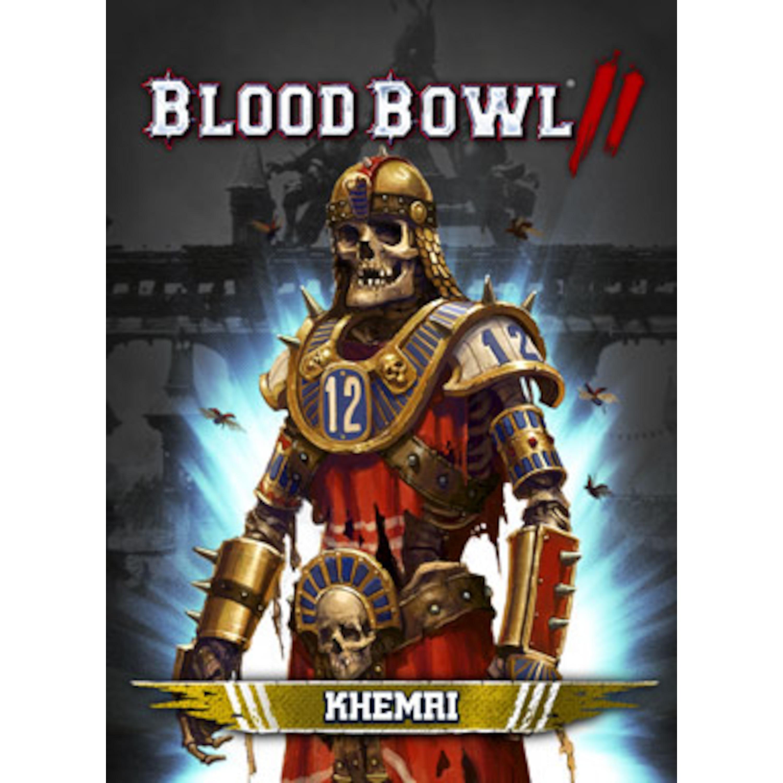 Blood Bowl 2 - Khemri DLC