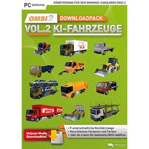 OMSI 2 Downloadpack Vol. 2 - KI-Fahrzeuge (DLC)