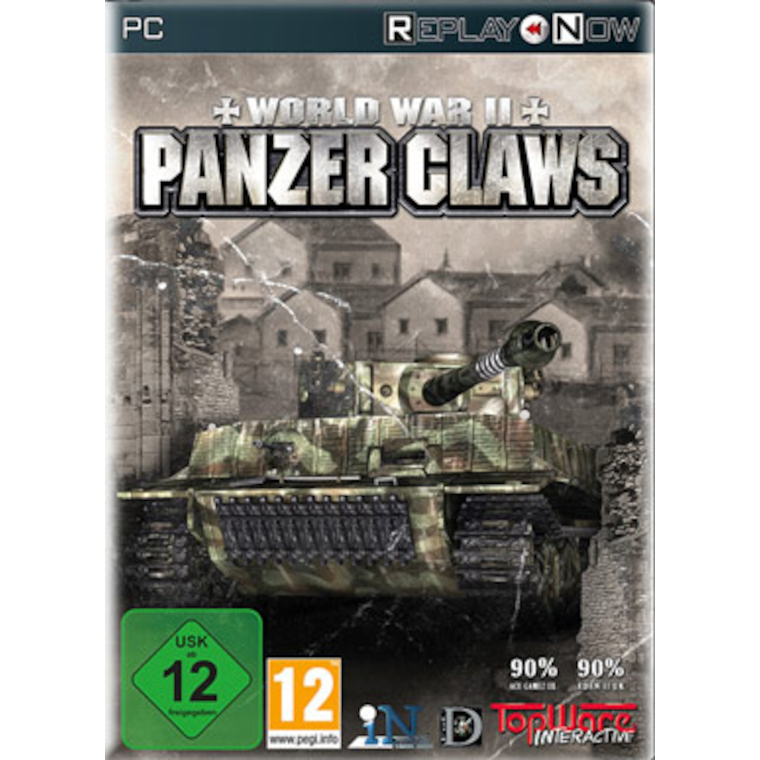 World War 2 : Panzer Claws