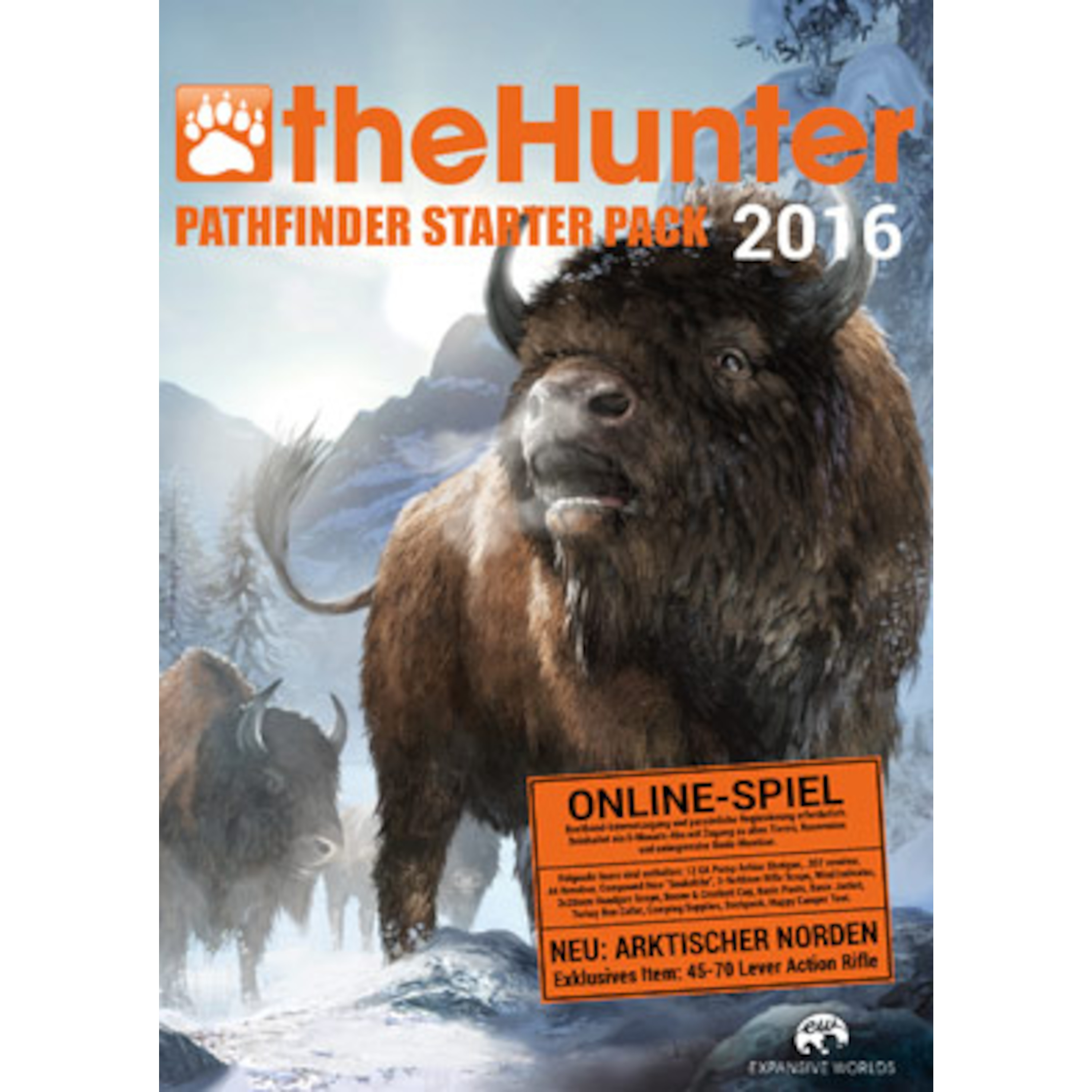 theHunter 2016 Pathfinder Starter-Pack