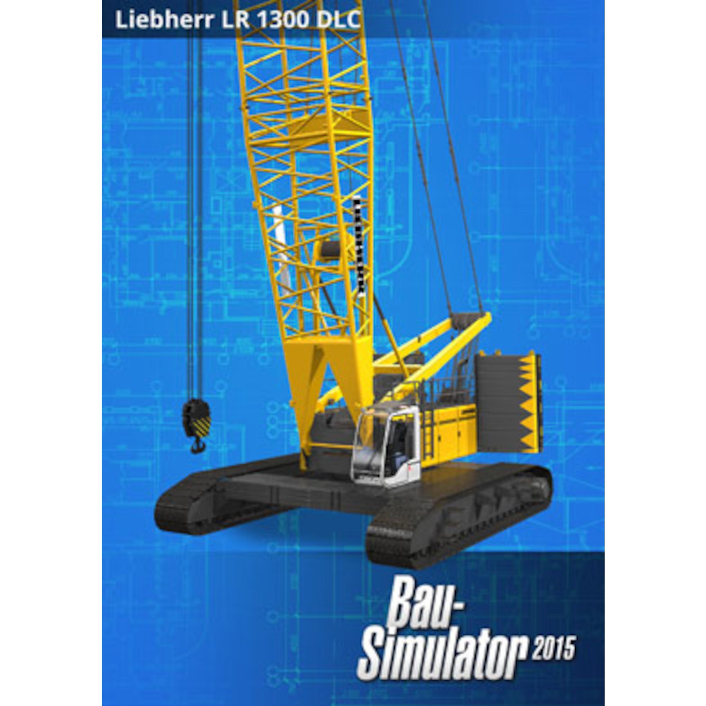 Bau-Simulator 2015: Liebherr LR1300 (DLC4)