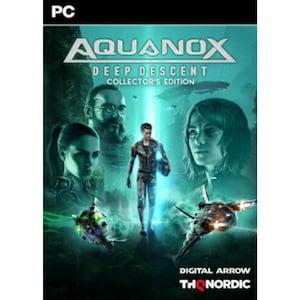 Aquanox Deep Descent Collectors Edition