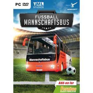 Fernbus Simulator - Fußball Mannschaftsbus (DLC)