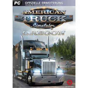 American Truck Simulator - Oregon (DLC)