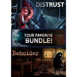 Your Favorite Bundle (Distrust + Beholder)