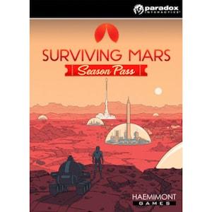 Surviving Mars Season Pass