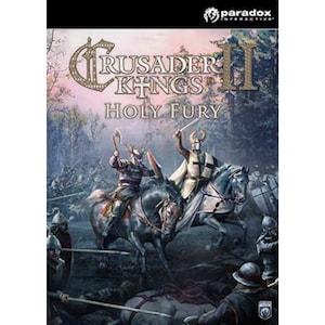 Crusader Kings II: Holy Fury - DLC