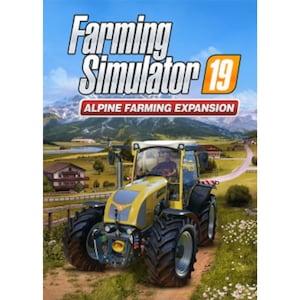 Landwirtschafts-Simulator 19 - Alpine Landwirtschaft Add-On (Steam)