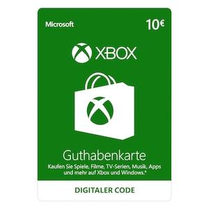 Xbox Live 10 EUR Guthaben