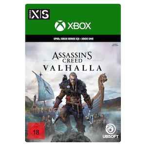 Assassins Creed Valhalla Standard Edition (Xbox)