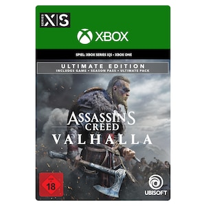 Assassins Creed Valhalla Ultimate Edition (Xbox)