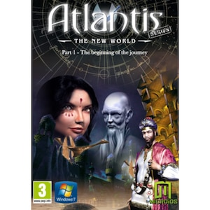 Atlantis 3 - Part1 : Beginn der Reise