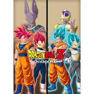 Dragon Ball Z: Kakarot - A New Power Awakens Set