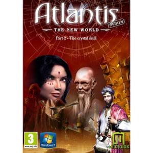 Atlantis 3 - Part2: Der Kristallschädel