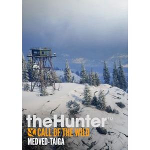 theHunter Call of the Wild - Medved-Taiga (DLC)