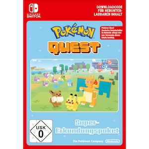 Pokemon Quest Super-Erkundungspaket