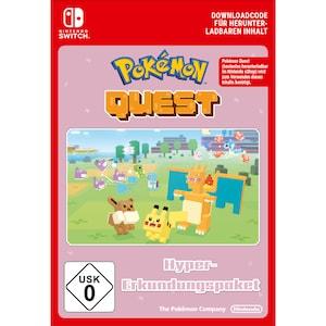Pokemon Quest Hyper-Erkundungspaket