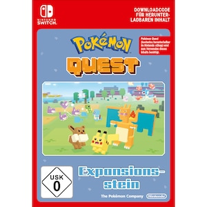 Pokemon Quest Streustein
