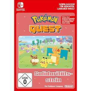 Pokemon Quest Solidaritätsstein
