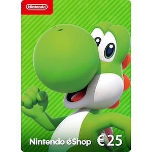 Nintendo eShop 25,- EUR