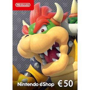 Nintendo eShop 50,- EUR