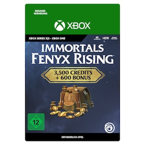Immortals Fenyx Rising Colossal Credits Pack 4100 (Xbox)