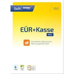 WISO EÜR & Kasse:Mac 2021