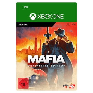 Mafia Definitive Edition (Xbox)