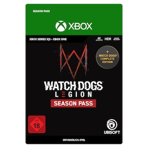 Watch Dogs Legion Season Pass (Xbox)