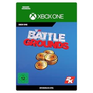 WWE 2K Battlegrounds 1100 Golden Bucks (Xbox)