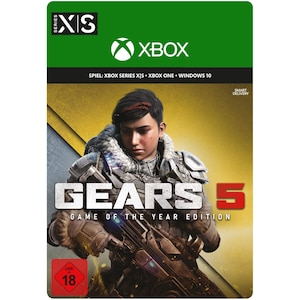 Gears of War 5 Game of the Year Edition (Xbox)