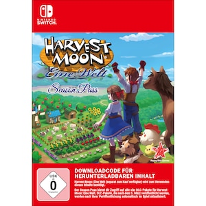 Harvest Moon - Eine Welt Season Pass (Nintendo)