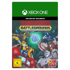 Transformers Battlegrounds (Xbox)
