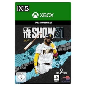 MLB The Show 21 X/S Standart Edition (Xbox)