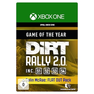 DiRT Rally 2.0 Game of Year Edition (Xbox)