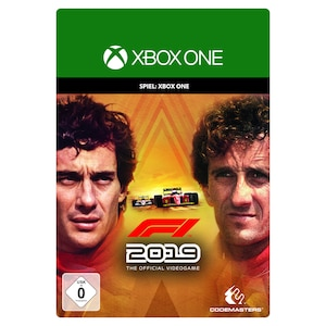 F1 2019 Legends Edition Senna & Prost (Xbox)