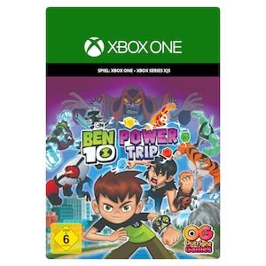 Ben 10: Power Trip (Xbox)