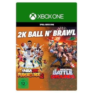2K Ball N Brawl (Xbox)
