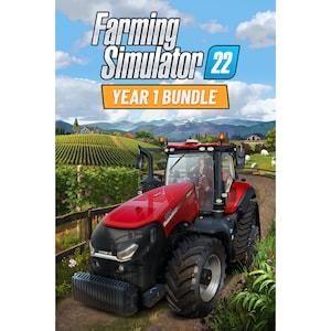 Landwirtschafts-Simulator 22 - Year 1 Bundle (Steam Edition)