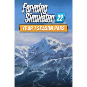 Landwirtschafts-Simulator 22 - Year 1 Season Pass