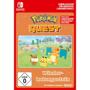 Pokemon Quest Wiederholungsstein