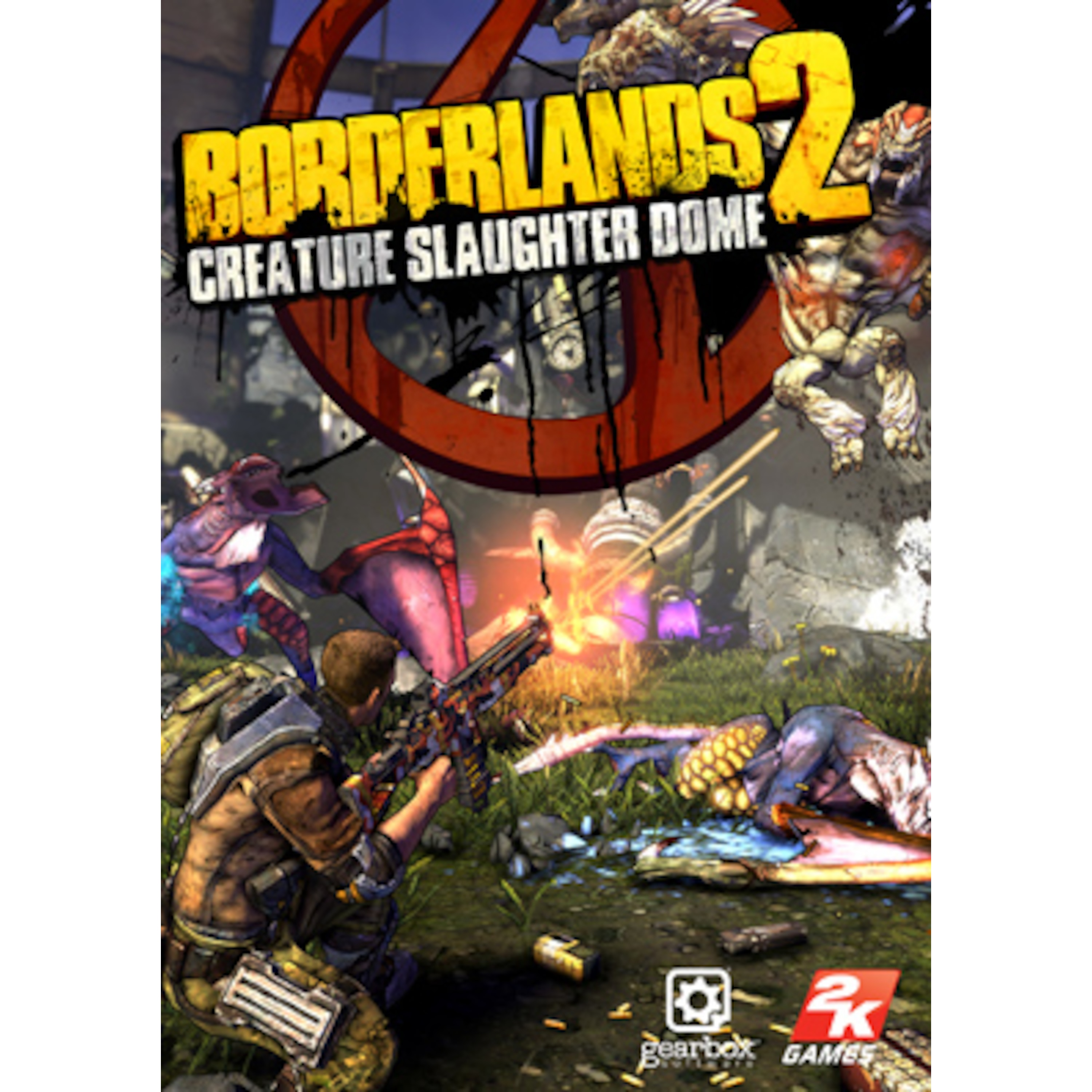 Borderlands 2 Creature Slaughter Dome (DLC)
